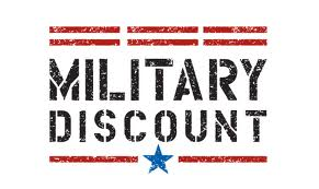 Automotive Car Windshield Military Discounts